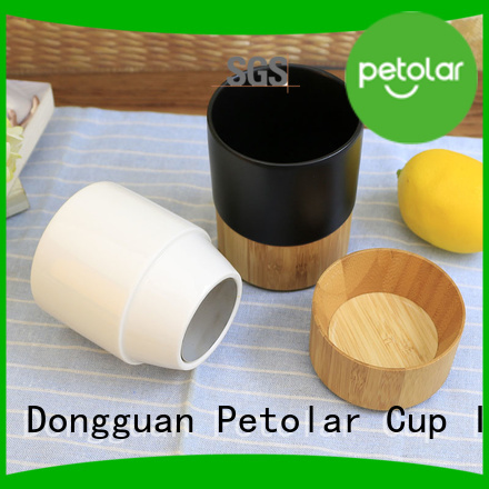 Custom ceramic coffee cup Suppliers for safety