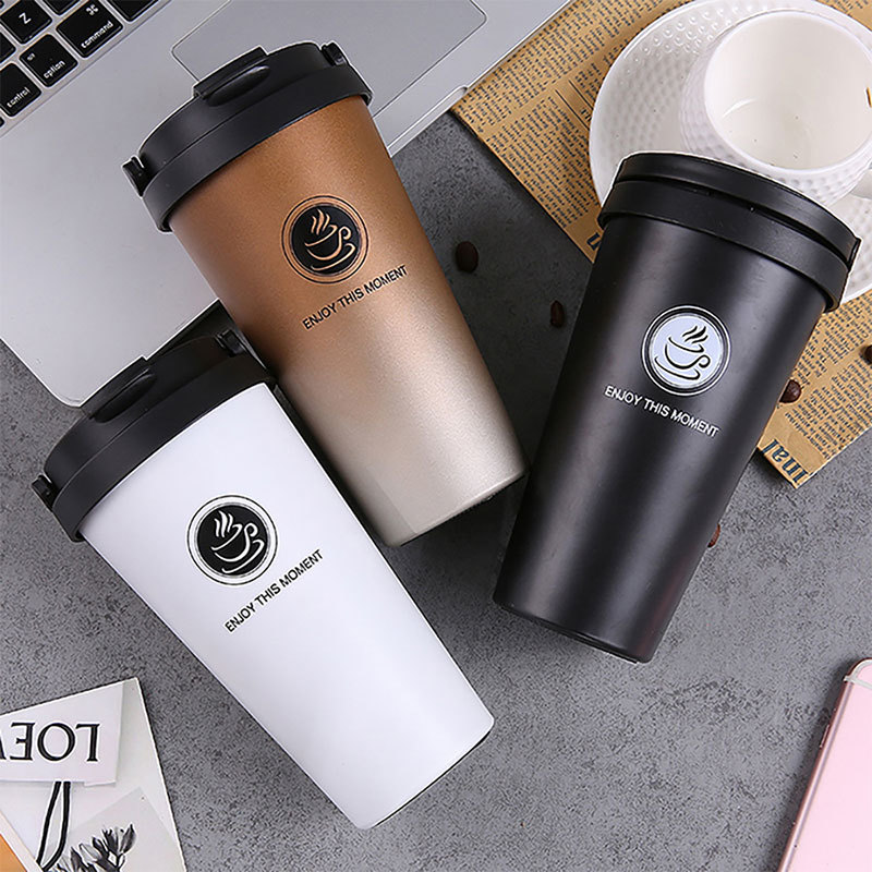 large water flask & stainless steel vacuum bottle