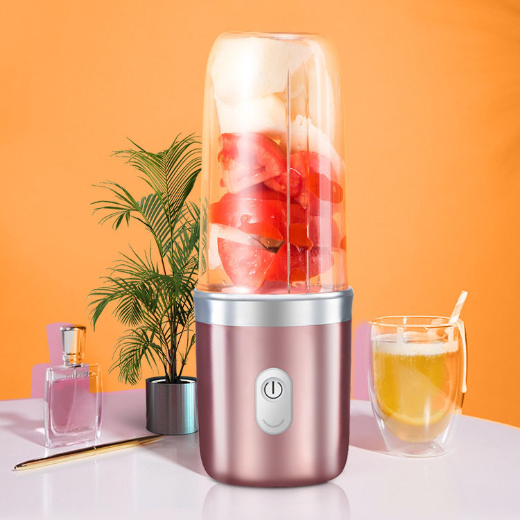 Petolar Portable  Blender Mini Fruit Smoothie Blender Machine
