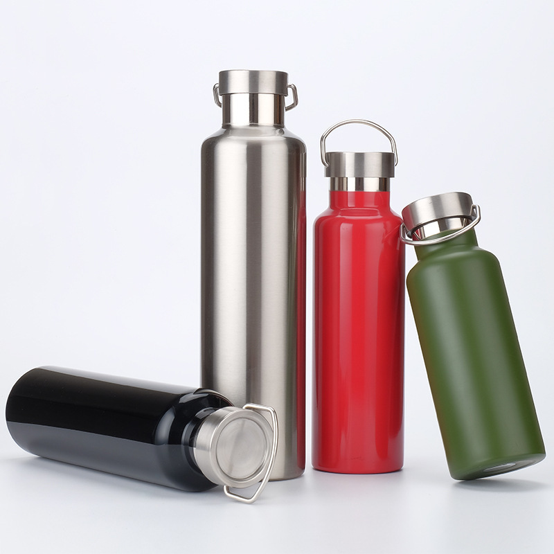 350ml / 500ml/ 600ML/ 750ML/ 1L Stainless steel water bottle