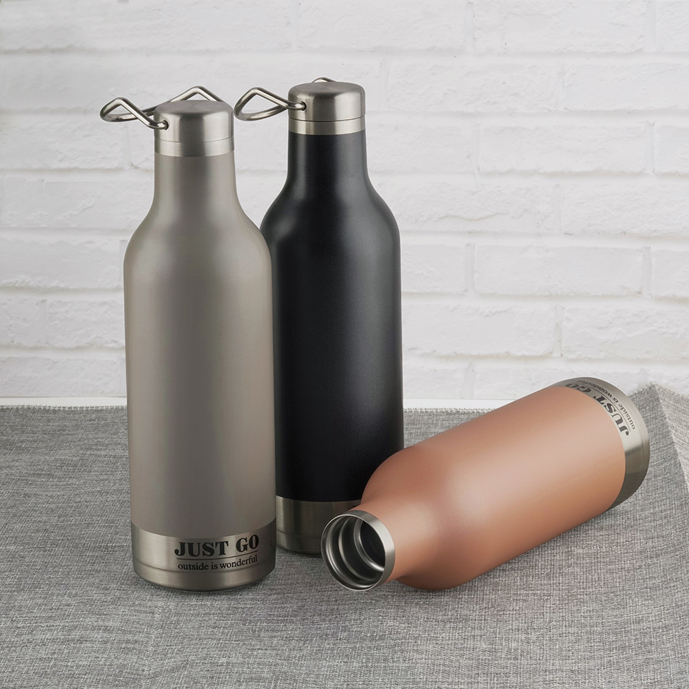 500ml Stainless Steel Water Bottle Vacuum Insulated Water Bottle