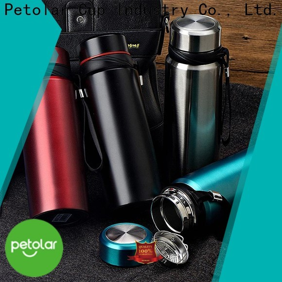 Petolar Best best stainless steel water bottle Supply for sport