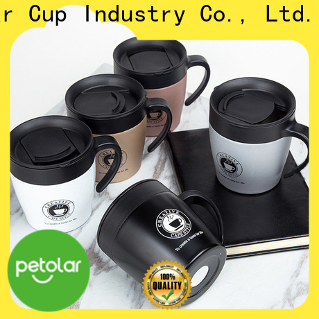 Wholesale insulated travel mugs for business for travel