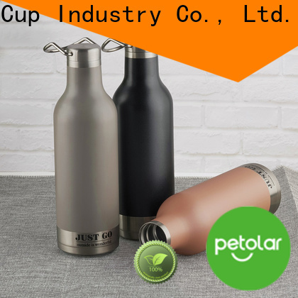 Wholesale double insulated water bottle Supply for travel