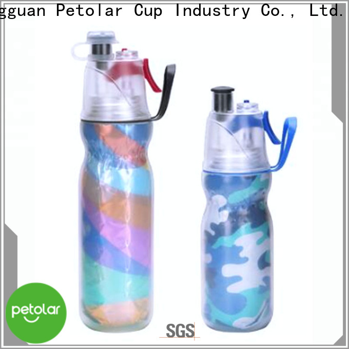 Petolar bpa free plastic bottles factory for sport