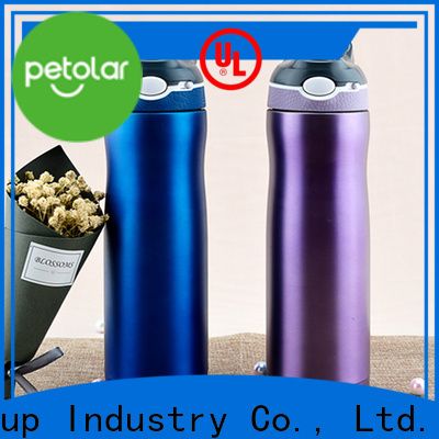 Custom vacuum stainless steel water bottle Suppliers for travel