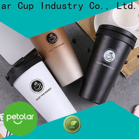Petolar High-quality stainless steel sports water bottle Suppliers for safety