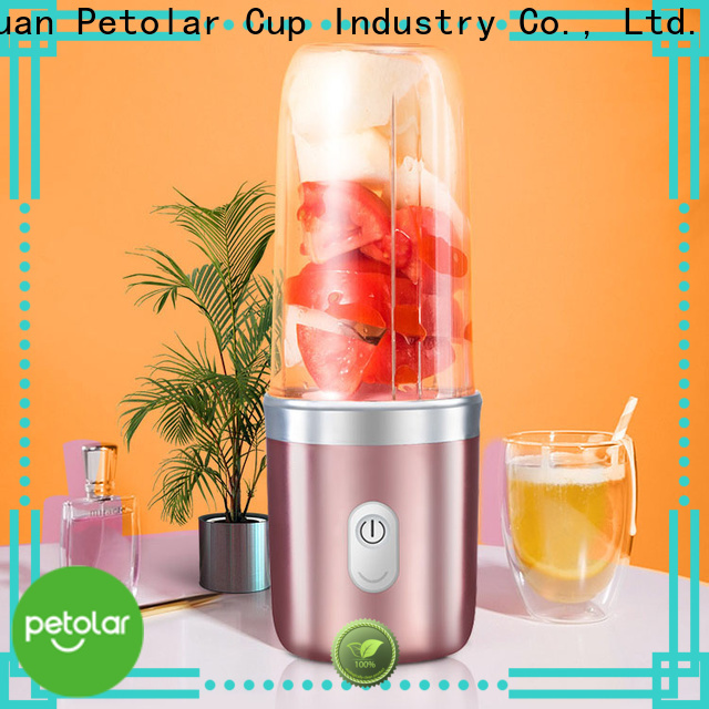 Petolar New battery operated blender Supply for home usage