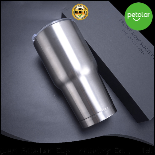 High-quality bamboo insulated mug factory for travel