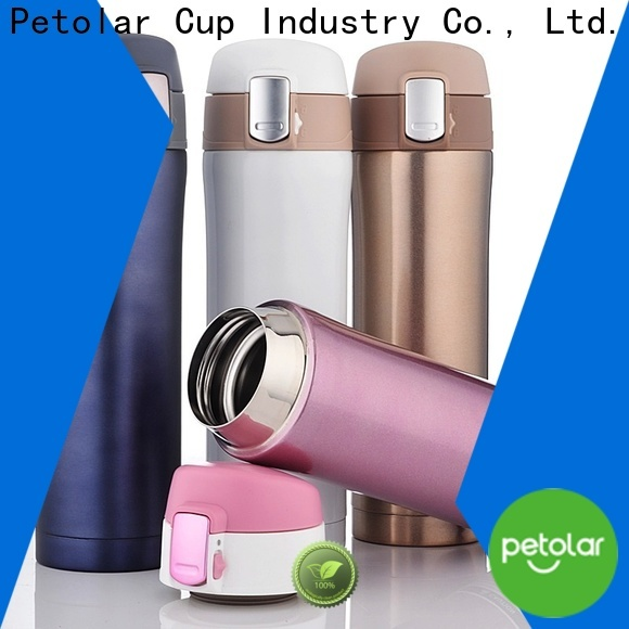 Petolar Top thermos cup company for convenience