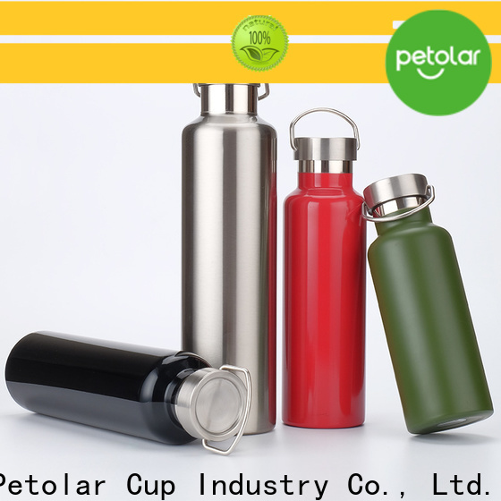 Petolar thermos insulated water bottle company for safety