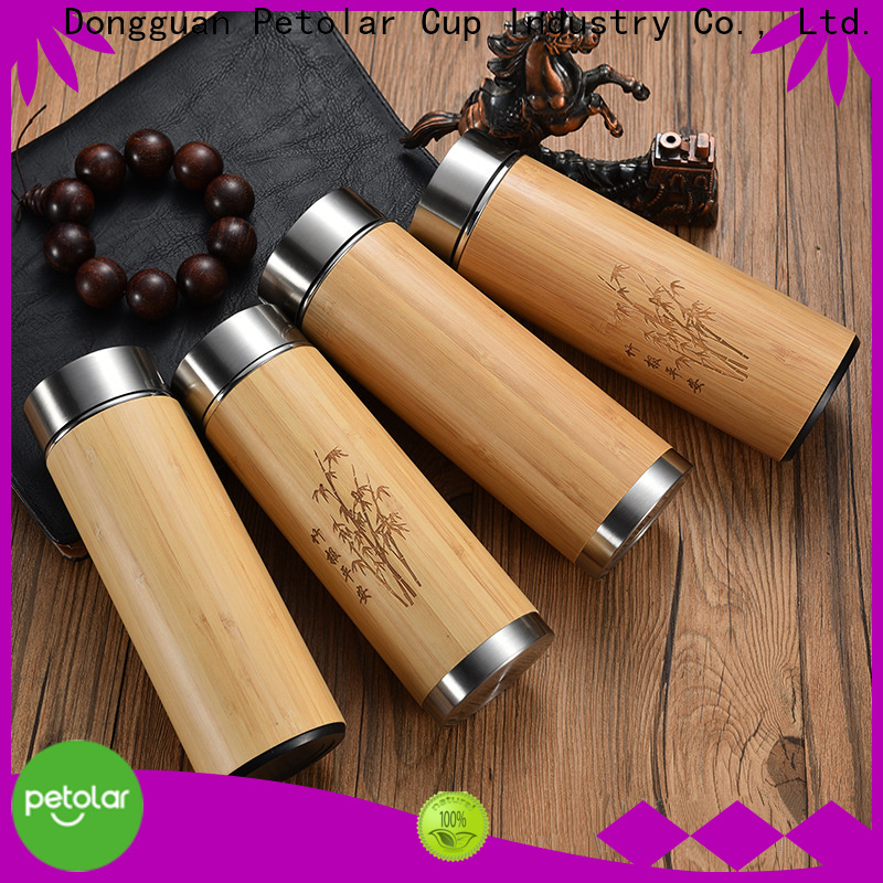 Petolar Custom insulated steel water bottle Suppliers for sport