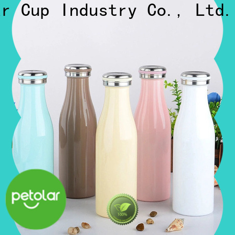 Petolar Latest double insulated bottle for business for convenience