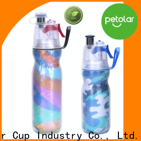 Custom bpa free sports bottle company for convenience
