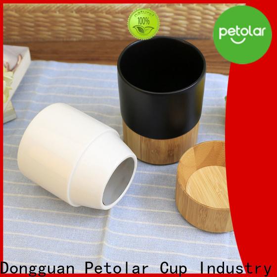 Top ceramic mug Supply for travel
