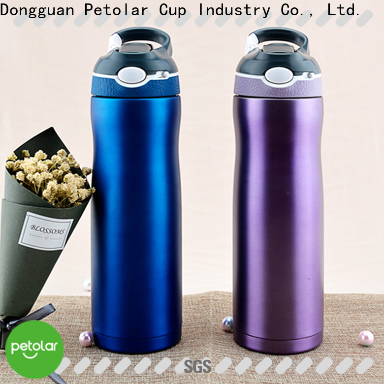 Custom insulated coffee mug manufacturers for safety