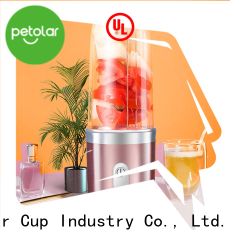 Petolar portable blender manufacturers for convenience