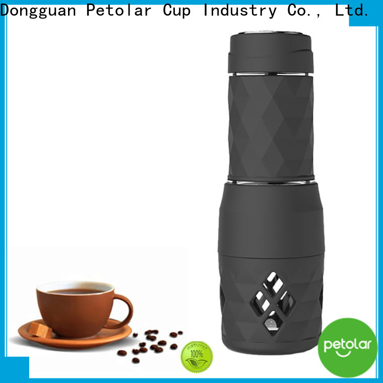 Petolar Best portable travel coffee maker Suppliers for safety