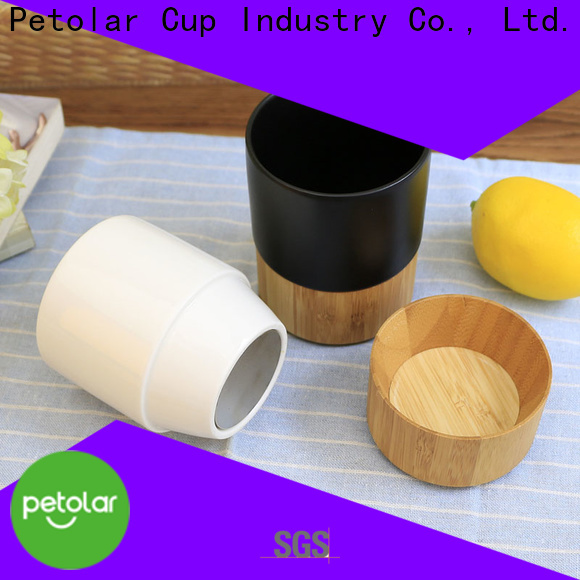 Petolar Best ceramic travel coffee mugs for business for travel