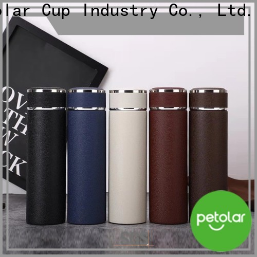 Petolar Best stainless steel water flask Suppliers for convenience