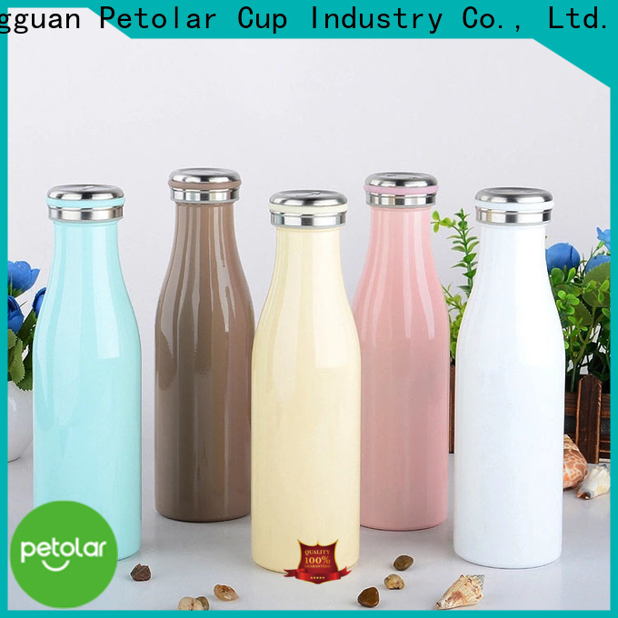Petolar insulated bottle company for sport