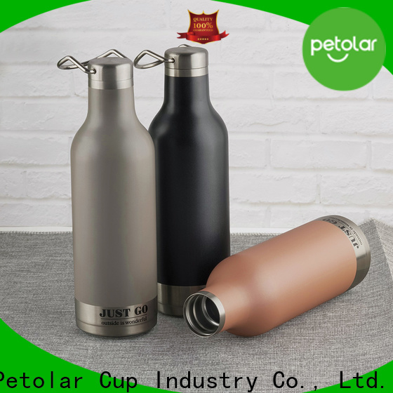 vacuum sealed stainless steel water bottles