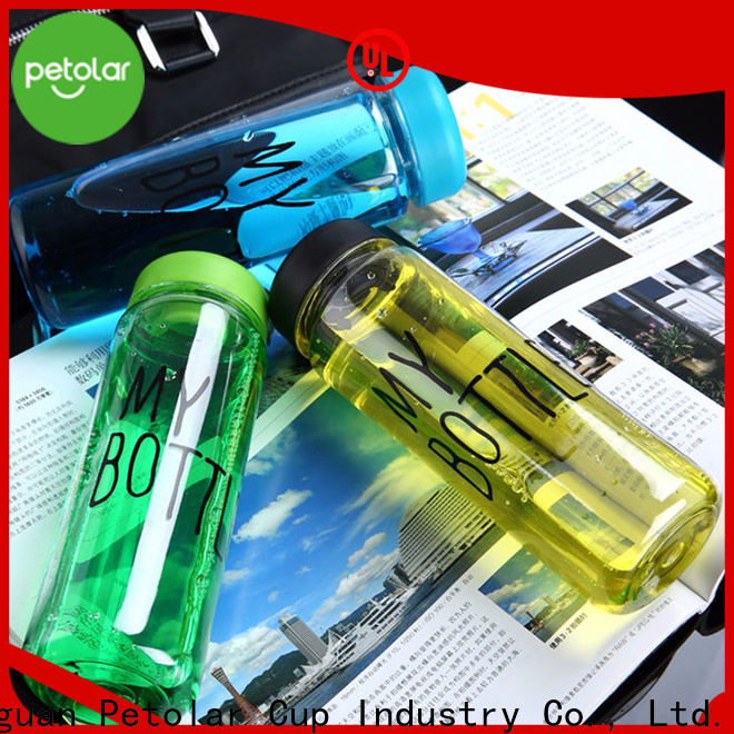 Petolar Custom bpa free bike water bottle Suppliers for safety