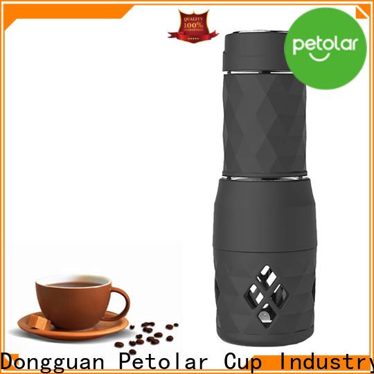 Petolar High-quality portable espresso coffee maker manufacturers for travel
