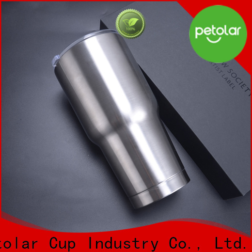 Petolar coffee tumbler company for sport
