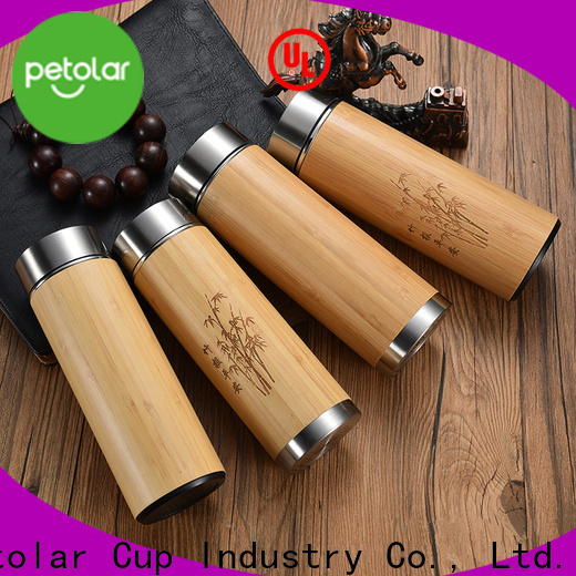 Petolar insulated water mug factory for convenience