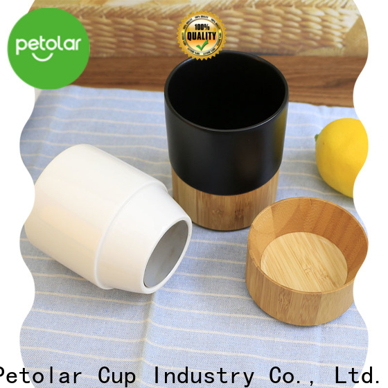 Petolar Latest ceramic mug factory for travel