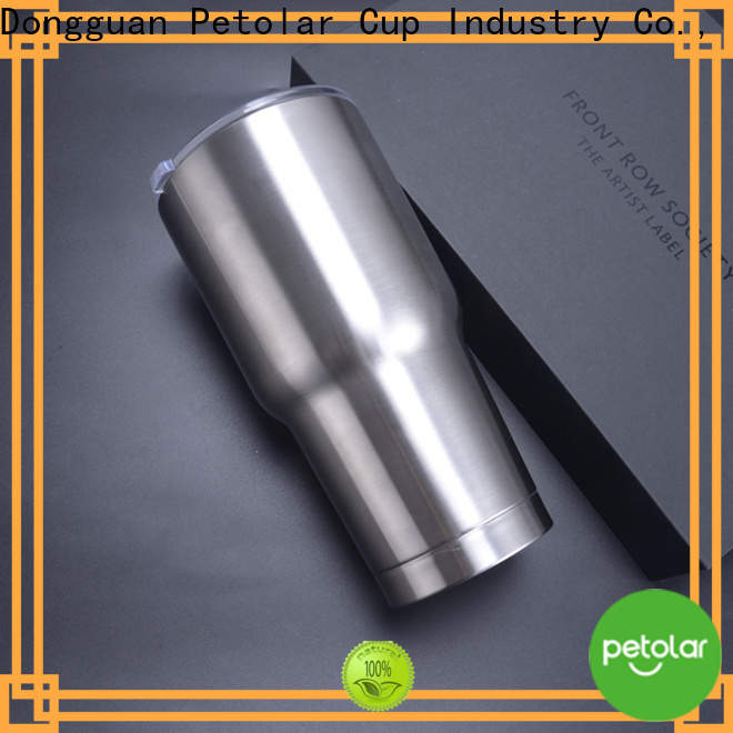 Custom vacuum insulated bottle company for safety