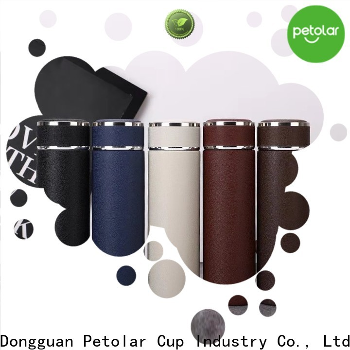 New insulated travel mugs for business for convenience