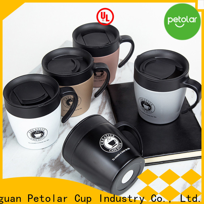 Petolar Wholesale thermos insulated water bottle company for safety