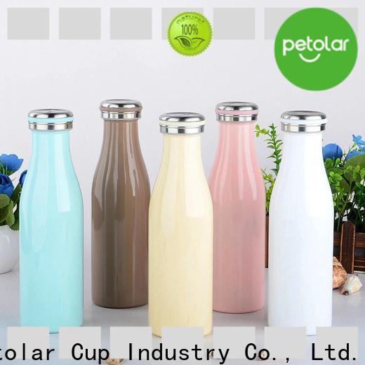 best stainless steel water bottle & glass drinking water bottles