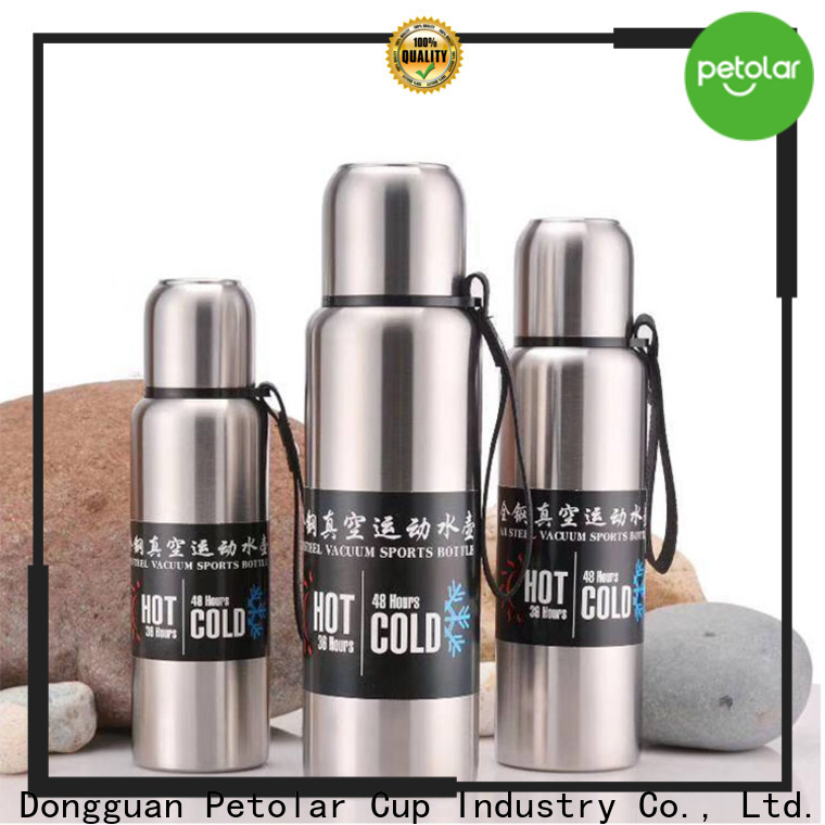 Petolar stainless steel coffee tumbler company for sport