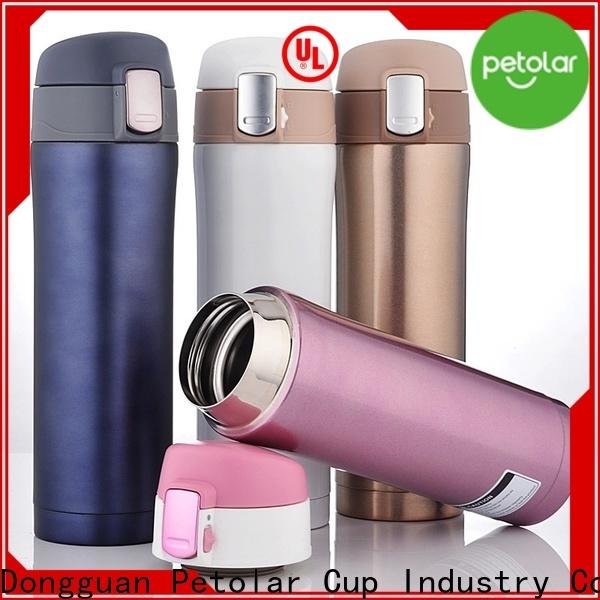 Petolar stainless steel thermal bottle Supply for travel