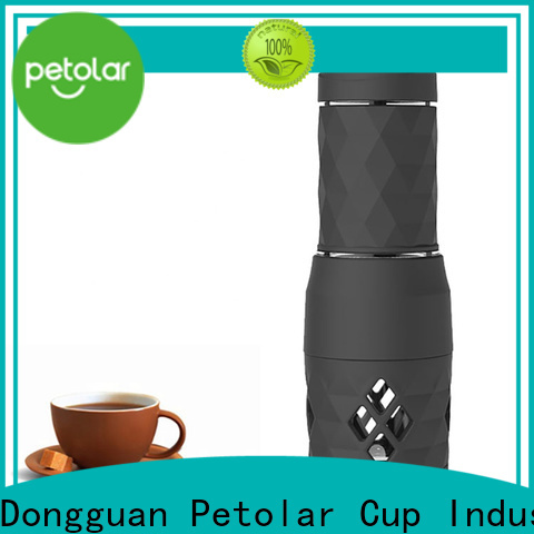 Petolar Best portable coffee maker for camping manufacturers for convenience