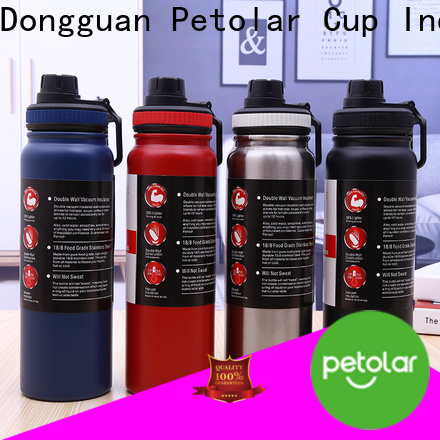 Latest stainless steel bottle manufacturers for convenience