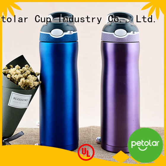 High-quality insulated stainless steel water bottle company for safety