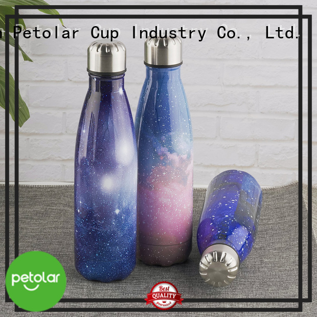 Petolar Best stainless steel water tumbler Supply for safety