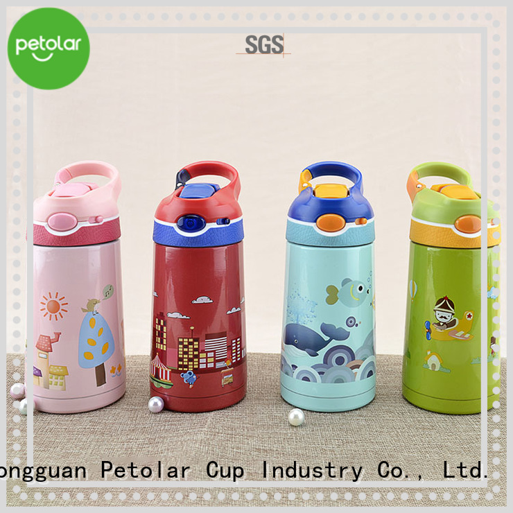 Petolar Custom stainless steel insulated coffee mugs Supply for travel