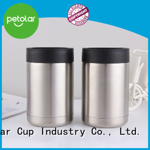 Petolar Latest eco stainless steel water bottle factory for sport