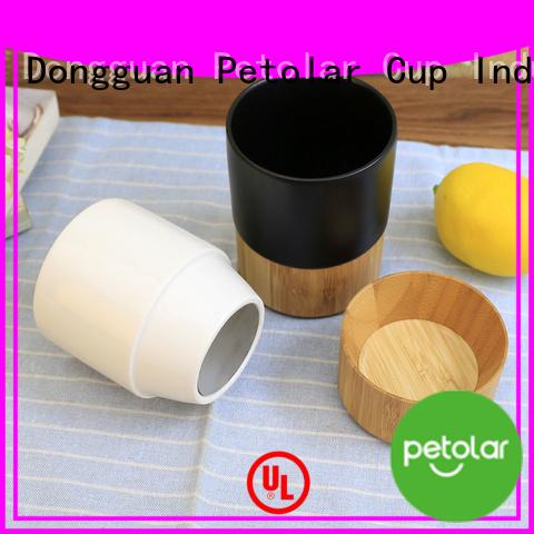 Petolar ceramic travel mug Suppliers for convenience