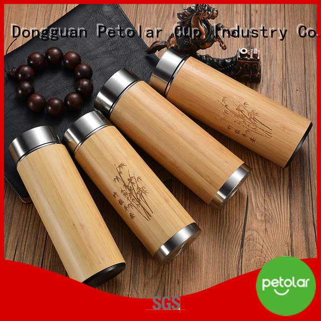 Petolar insulated water mug company for convenience