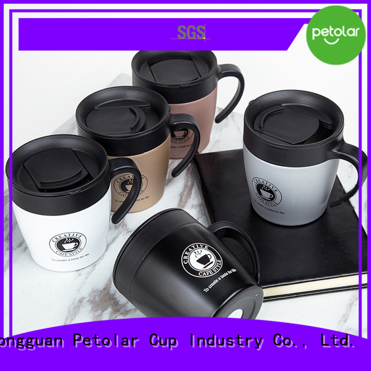 Best stainless steel insulated coffee mugs for business for sport