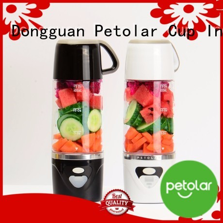 Petolar mini smoothie blender company for convenience