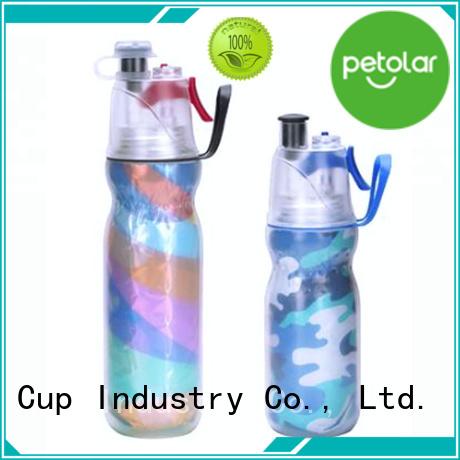 Petolar bpa free plastic water bottle Supply for travel