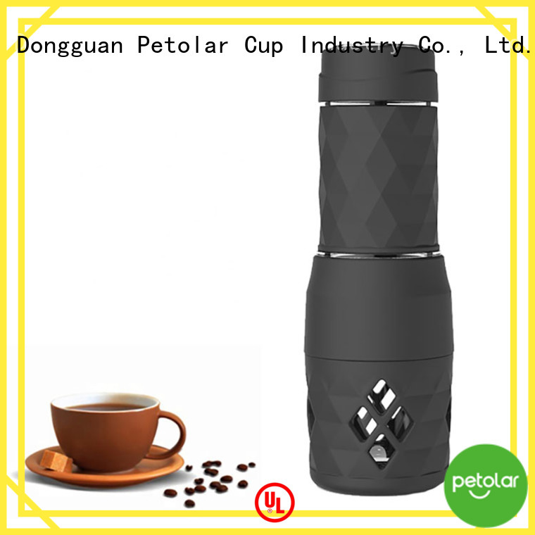 Petolar Custom portable pod coffee maker Suppliers for travel