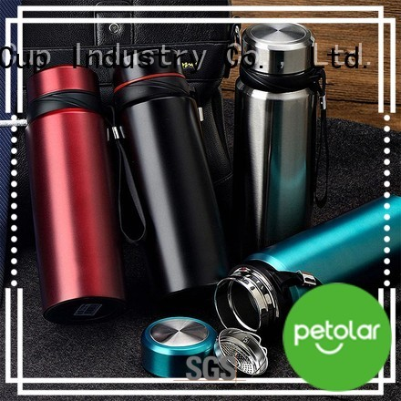 Petolar insulated coffee cup Suppliers for sport